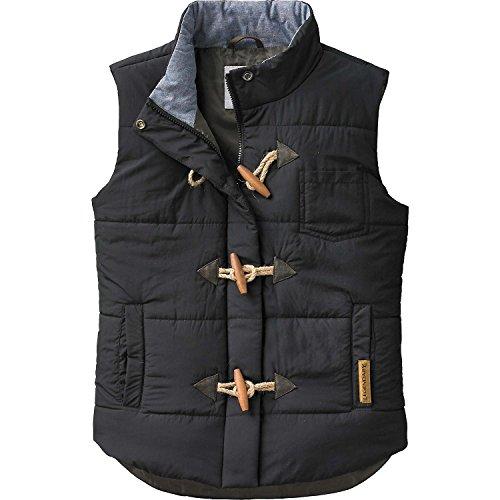 Legendary Whitetails Ladies Quilted Vest Black Medium