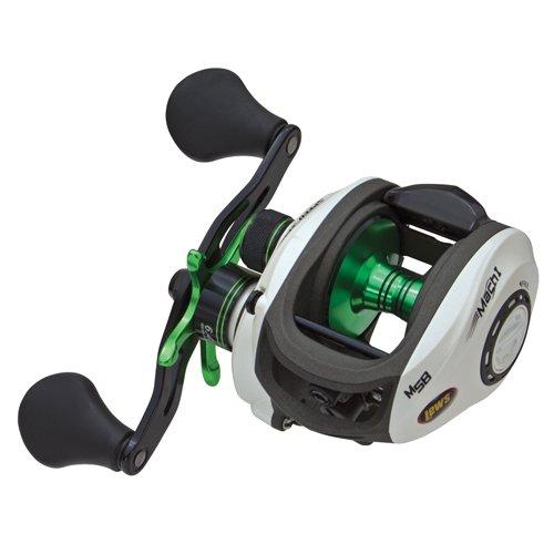 Lews Fishing MH1SH Lews Fishing Mach 1 Speed Spool Series Reel 31 Ipt 71 Gear Ratio 91 Bearings Right Hand