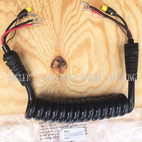 Minn Kota TerrovaRiptide Coil Cord for 54 Shafts 2991271