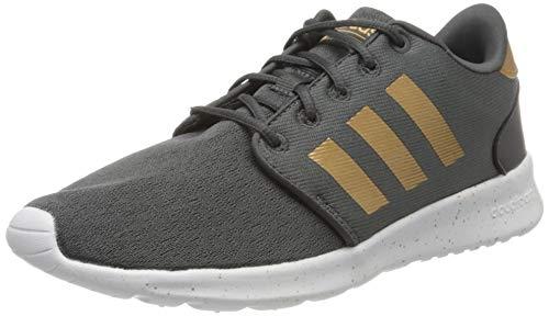 adidas Womens QT Racer Mesh Running Shoes
