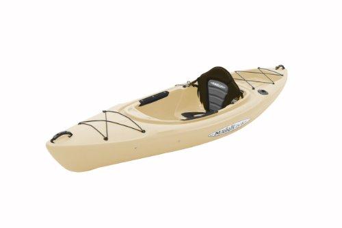 Malibu Kayaks Sierra 10 Pro Series Fish and Dive Package Sit Inside Kayak Sand