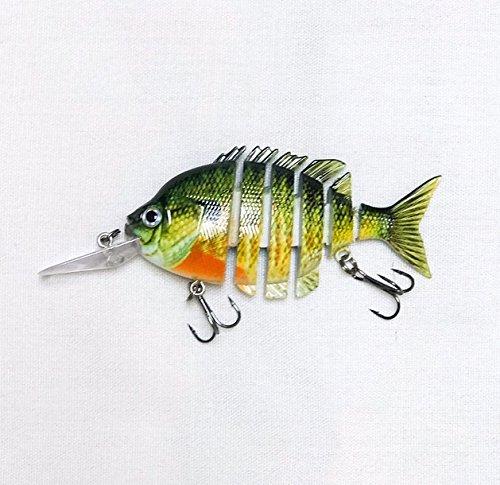Blue Gill Sun Fish Panfish Talipia for Bass Fishing Lure Blue Gill