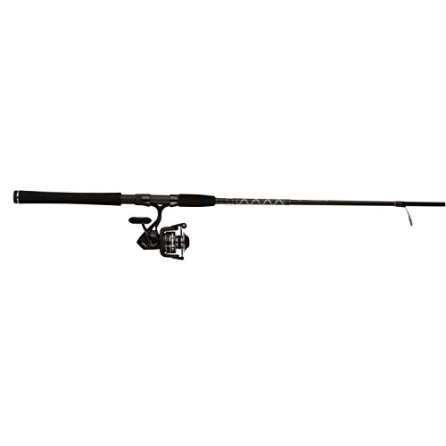 Penn Pursuit II III Spinning Reel and Fishing Rod Combo Sizes