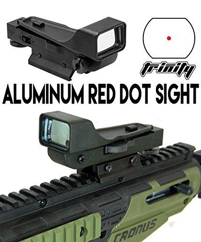 Airsoft Rifle Aluminum Red Dot Sight Black Colortaurus Tenergy Tokyo Marui Uhc V-force We-tech Wingun Zombie Industries Airsoft