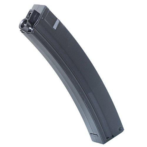 Airsoft Shooting Gear CYMA 120rd Mid-Cap Mag Long Magazine For Tokyo Marui ICS JG G&P MP5 Series Black