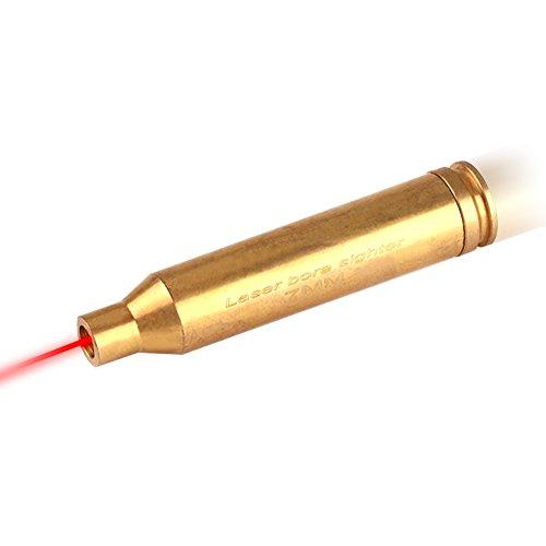 7mm Boresighter Laser Micnaron 7mm Boresighter Red Laser Bore Sighter BoreSight for Professional Shooting Hunting 7mm