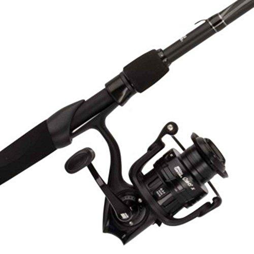 Abu Garcia REVO2X20661M Revo X Spinning Combo fishing Reel Rod