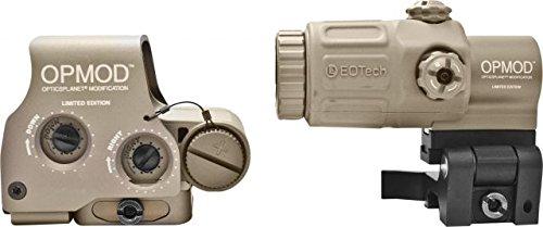 OPMOD EOTech Hybrid Sight IOP Holosight w 3X G33 Magnifier Tan HHS-2 HHS-2 OP