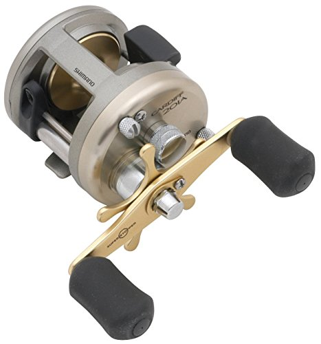 Shimano Cardiff 401 A Lefthand Baitcast Fishing Reel CDF401A