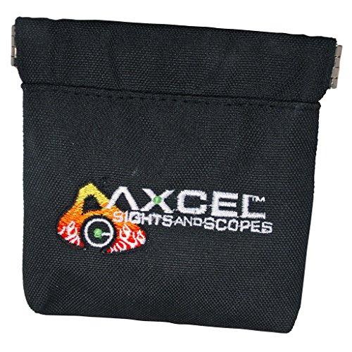 Axcel AXSC-BK Scope Cover Archery Sight Archery Sight