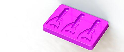 Fusion X Fishing 2-12 Soft Plastic Curl Tail Swimming Craw Lure Making Starter Kit - Fisherman Gift 4325MC Swimmy Craw