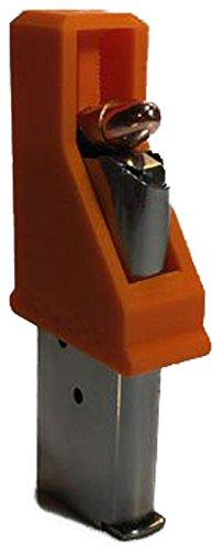 RangeTray Kimber Micro9 9mm Magazine Loader Speedloader - Micro 9 Orange