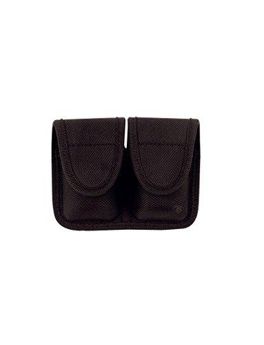 TRU-SPEC 6423000 Pouch Black Speed Loader 2 Height 7 Wide 7 Length 1680 Denier Ballistic Pack Cloth One Size
