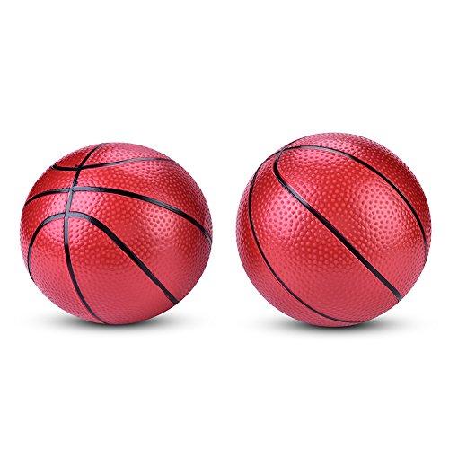 Focket Ball ToyChildren Basketball Ball OutdoorIndoor Sport Inflatable Toy Baby Balloon BallsImprove JumpingEyesightObservation Ability