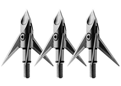 Ramcat Crossbow Broadhead Pack of 3