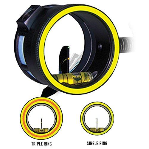 Spot Hogg Double Pin RH 019 3 Ring Green