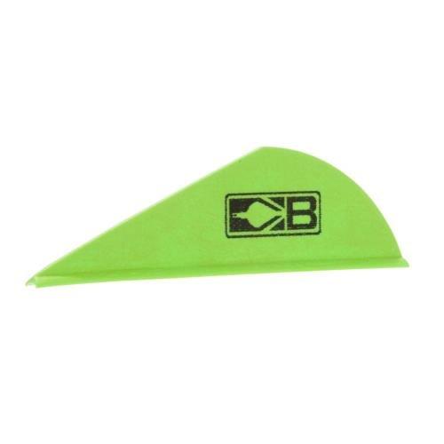 Bohning Blazer Vane - Kiwi Pack of 36 Green