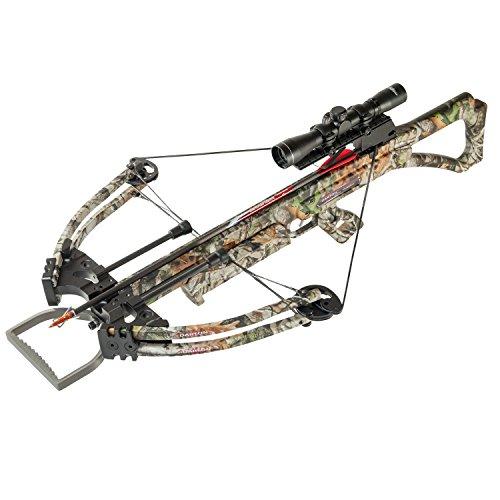 Darton Scorpion Crossbow Package Adult Next G Vista Camo