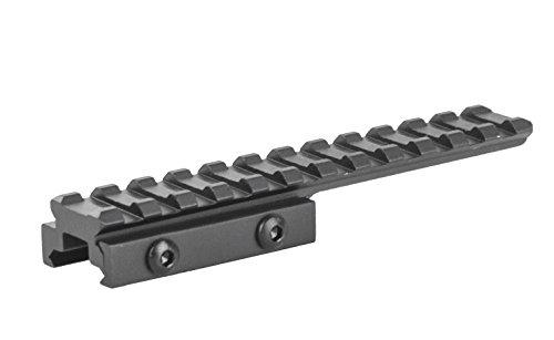 12 Slots 05 Low Profile Picatinny Rail Bridge Mount BM1205EX