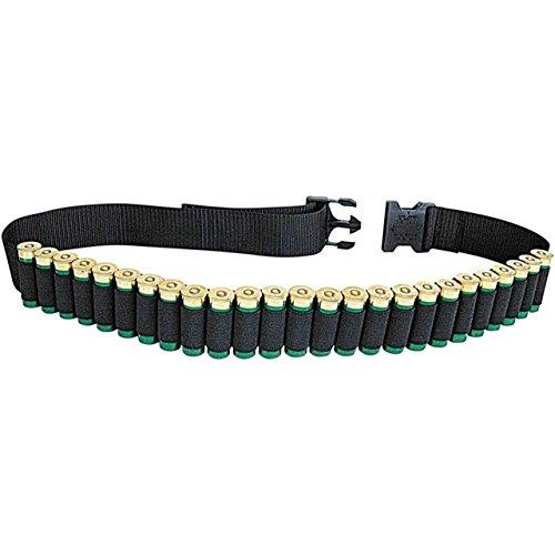 Allen Shotgun Shell Belt Holds 25 Shotgun Shells Hunting Sporting Clays or Trap Shooting