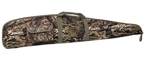 SUNLAND 444852 Inch Rifle Case with Adjustable Shoulder Shotgun Case for Scoped Rifles