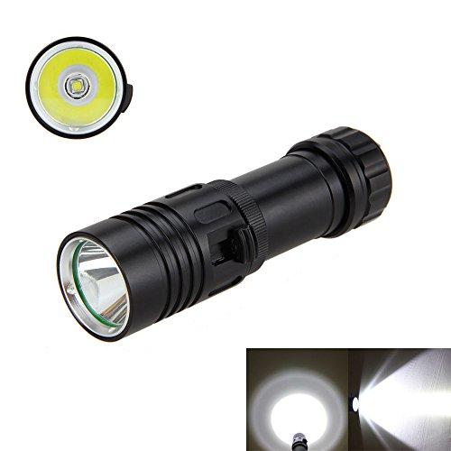 Cree Led Flashlight Rechargeable 5000Lm CREE XM-L U2 LED Scuba Diving Waterproof Flashlight Torch surefire Flashlights