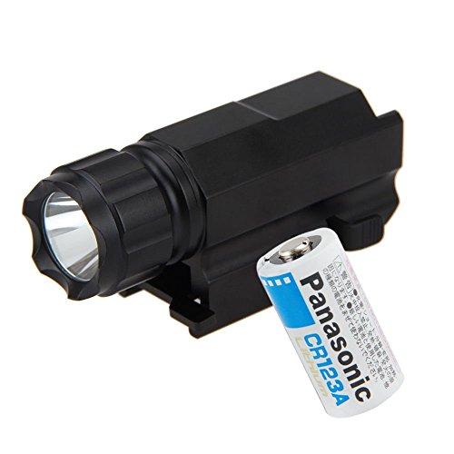 Cree Led Tactical 800Lm CREE LED Gun Rifle Shotgun flashlight Mount Hunting Light Torch surefire Flashlights