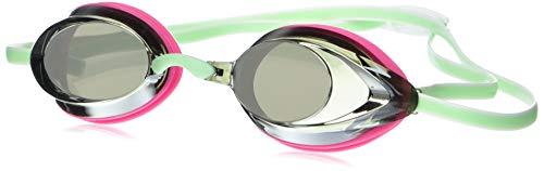 Speedo Womens Vanquisher 20 Mirrored Swim Goggles Panoramic Anti-Glare Anti-Fog with UV Protection