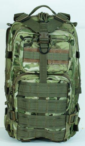 VooDoo Tactical 15-7437082000 Level III Assault Pack Multicam