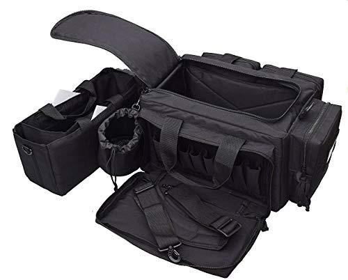 3s Tactical Range Bag 24 Shooting Large Multiple Pistol Handguns Duffle Bag