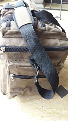 CK Corp Canvas Hunting and Shooting Range Bag Tactical Range BagOutdoor Bag