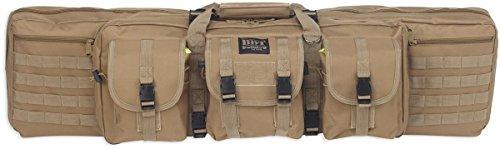 Bulldog Cases Tactical Series Single Tactical Rifle Case 37 Tan