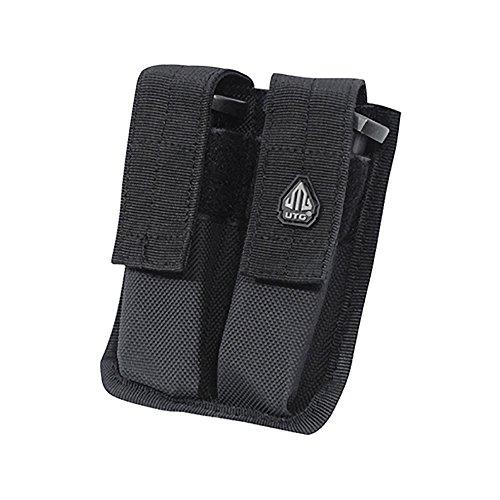 UTG Dual Pistol Mag Pouch Velcro Close