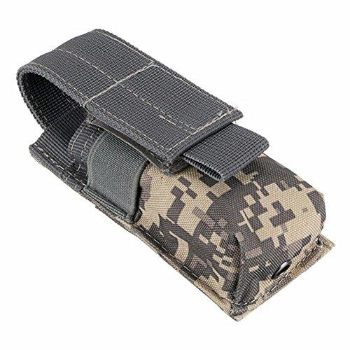 LIVIQILY Nylon Magazine Pouch Green Molle Pouch Bag Single Pistol AK M4 M14 Military Fast Tactical Magazine Pouches