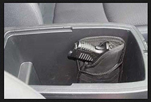 REVERSE LEFT VEHICLE CAR HOLSTER Conceal Carry STICKY HOLSTER TM Gun Firearm