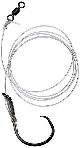 Gamakatsu Catfish Rig Circle Hook-2 Per Pack Black 70