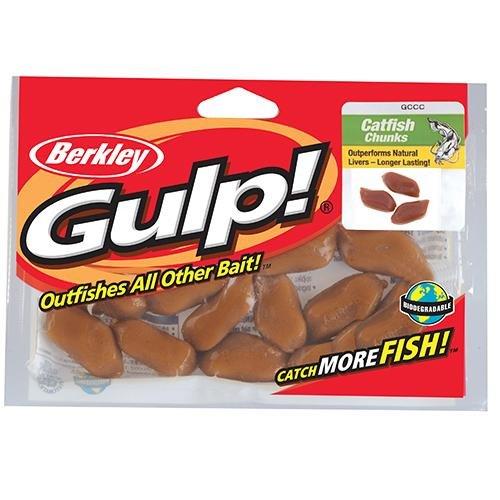 Gulp Catfish Chunks