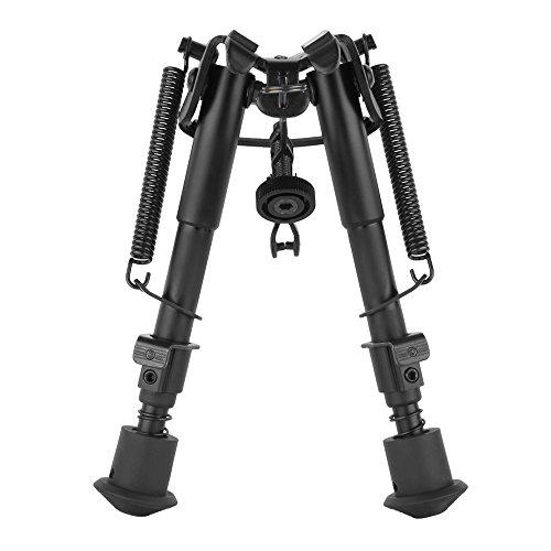 Sensky MZJ507 6 - 9 Adjustable Height Spring Bipod for Hunting Shooting Rifle Air Gun