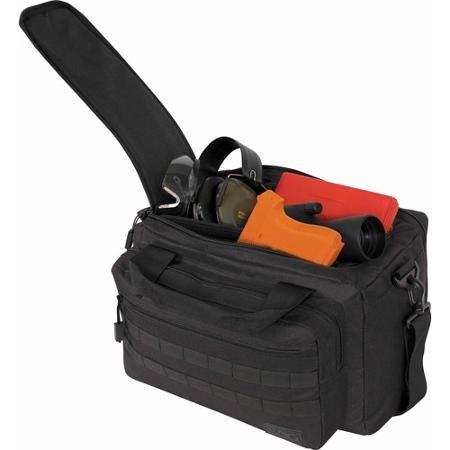 SOG Tactical Echo Shooting Range Bag W Pistol Sleeve Shell Bag Included