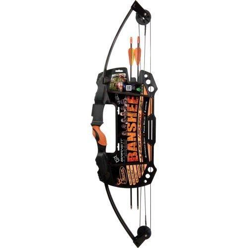 Barnett Outdoors Buck Commander Banshee Junior Archery Set Black