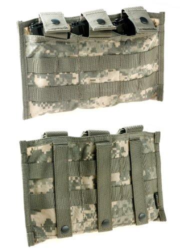 Pantac Mod A M16 Triple Mag Pouch ACU  Cordura