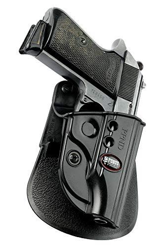 Fobus Standard Holster RH Paddle PPKE2 Walther PPK PPKS