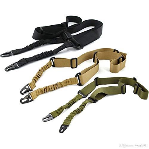 GOTICAL Two-Point Dual Adjustable Shoulder Strap Sling Two Point Multi Use Sling 2 Point Sling