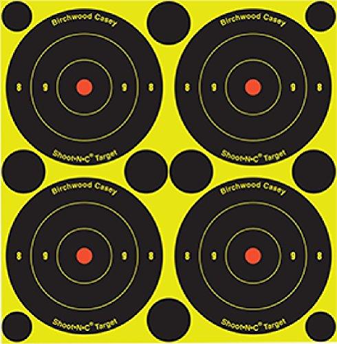 Birchwood Casey Shoot-N-C 3 Bullseye Target 15Pk