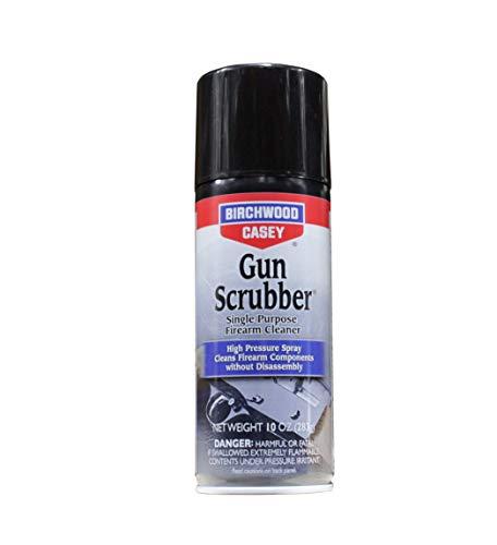 Birchwood Casey Gun Scrubber Synthetic Safe Cleaner Aerosol Spray 10 oz