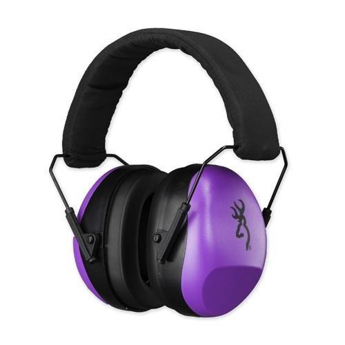 Browning Buckmark II For Her Hearing Protector Purple