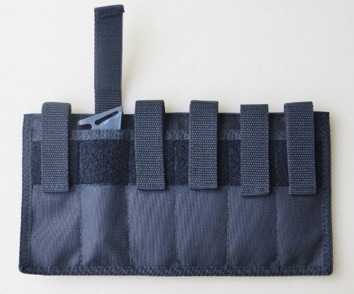 Six Pack Magazine Pouch for Ruger 22 Mk1Mk2Mk3Browning Buckmark Similar