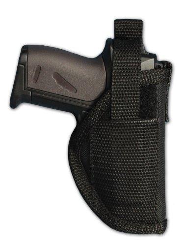 Barsony Gun Concealment Belt Clip Holster for Bryco 32 380 Sigma 380 right
