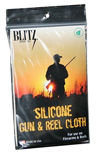 Blitz 20194 Silicone Gun and Reel Cloth Grey