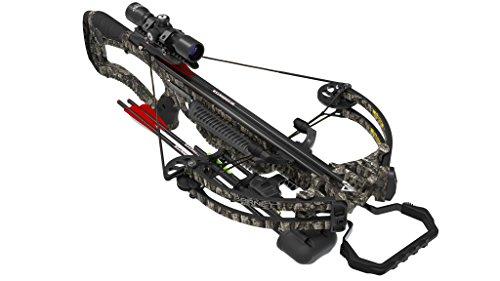 Barnett Whitetail Hunter Pro Crossbow 380 FPS Trubark Camo